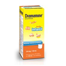 Dramamine Jarabe Infantil