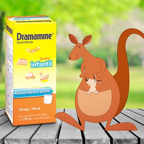 DRAMAMINE® Jarabe Infantil