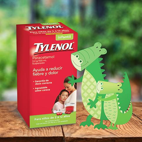 TYLENOL® Suspensión Infantil